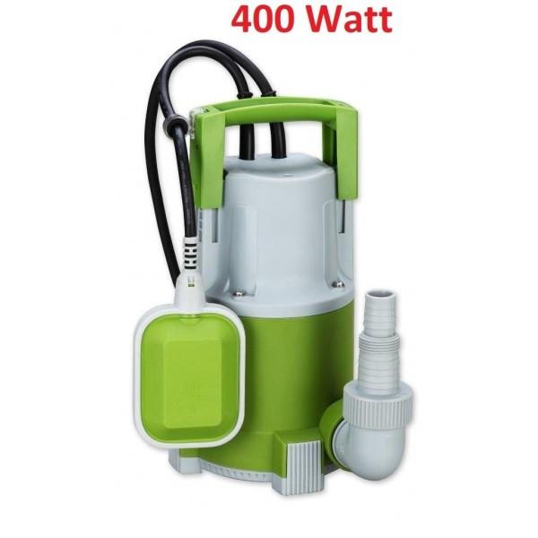 Plastik Gövdeli Temiz Su Drenaj Pompaları Q400124